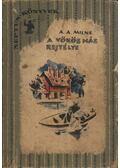 A Vörös Ház rejtélye - A. A. Milne