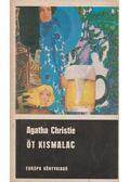 Öt kismalac - Agatha Christie
