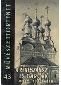 A reneszánsz és barokk Kelet-Európában - Angyal Endre