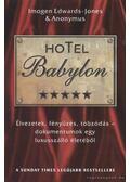 Hotel Babylon - Anonymus, Edwards-Jones, Imogen