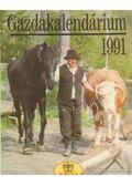 Gazdakalendárium 1991. - Aranyossy Árpád (szerk.)