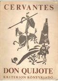 Don Quijote - Cervantes Saavedra, Miguel de