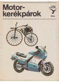 Motorkerékpárok - Bálint Sándor