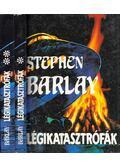 Légikatasztrófák I-II. - Barlay, Stephen