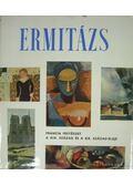 Ermitázs - Francia festészet II. kötet - Barszkaja, A. G., Izergina, A. N., Zernov, B. A.