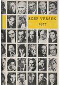 Szép versek 1977 - Bata Imre