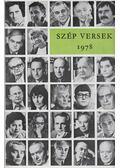 Szép versek 1978 - Bata Imre