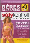 Súlykontroll program - Béres Alexandra