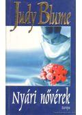 Nyári nővérek - Blume, Judy