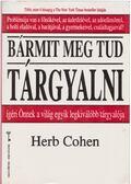Bármit meg tud tárgyalni - Cohen, Herb