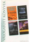 A testőr / Az emlékek őrzője / Thunder Bay / Kékvérű kémnő - Crais, Robert, Edwards, Kim, Krueger, William Kent, Bowen, Rhys