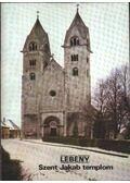 Lébény - Szent Jakab templom - Dercsényi Balázs