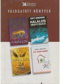 A mágus / Halálos hegycsúcs / 24 óra / Az ezermester - Dickinson, Matt, Nichols, Linda, Greg Iles, Wilbur Smith