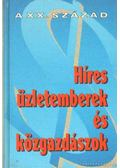 Híres üzletemberek és közgazdászok - Dobi Ildikó