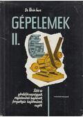 Gépelemek II. - Dr. Vörös Imre