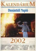 Dunántúli napló 2002.