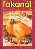 Fakanál 45. 1994/6. - 101 recept vendégváráshoz