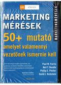 Marketingmérések - Farris, Paul W., Bendle, Neil T., Pfeifer, Phillip E., Reibstein, David J.