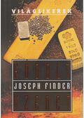 Kódolt üzenet - Finder, Joseph