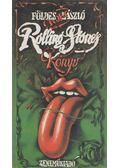 Rolling Stones könyv - Földes László