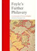 Foyle's Further Philavery – A Cornucopia of Lexical Delights - FOYLE, CHRISTOPHER