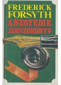 A negyedik jegyzőkönyv - Frederick Forsyth