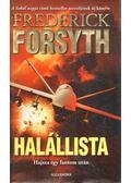 Halállista - Frederick Forsyth