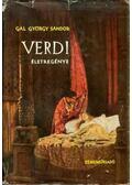 Verdi életregénye - Gál György Sándor