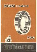 Gördülőcsapágyak 790. katalógus