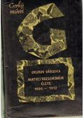 Okurov városka/ Matvej Kozsemjakin élete 1909-1912 - Gorki, Maxim