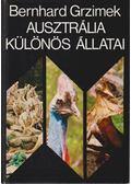 Ausztrália különös állatai - Grzimek, Bernhard