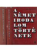 A német irodalom története I-II. kötet - Halász Előd