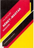Német-magyar kéziszótár - Halász Előd