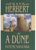 A Dűne istencsászára - Herbert, Frank