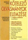 Kötelező olvasmányok elemzése 5. - Herman Anna