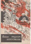 Pajzán históriák - Honoré de Balzac