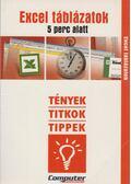 Excel táblázatok 5 perc alatt - Horváth Annamária