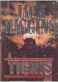 A tigris éve - Jack Higgins