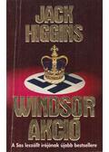Windsor akció - Jack Higgins