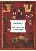 A lángban álló szigettenger - Jules Verne