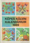 Képes Kálvin Kalendárium 1989.