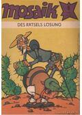 Des ratsels lösung - Mosaik 1981/8