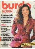 Burda Moden 1988/11 November
