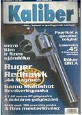 Kaliber 2002. január 5. évf. 1. szám (45) - Vass Gábor