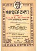 Berzsenyi Kincses Emlék-Kalendáriom 1986. - Kiss Dénes