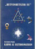 Karma az asztrológiában - Korcsmáros Magda