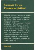 Parázson pirítani - Kunszabó Ferenc