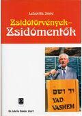 Zsidótörvények - zsidómentők - Lebovits Imre