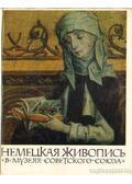 A német festészet alkotásai szovjet múzeumokban (orosz) - Libman, M. Ja. (szerk.)