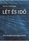 Lét és idő - Martin Heidegger